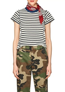 NSF Women's Alessi Striped Cotton T-Shirt