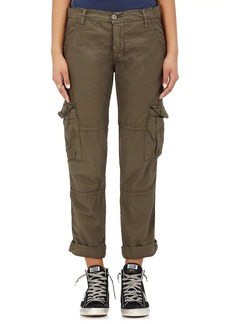 NSF Women's Basquiat Cotton Cargo Pants