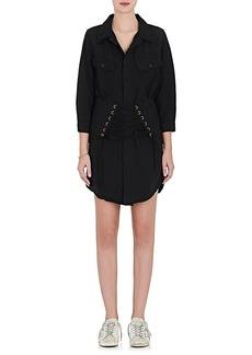 NSF Women's Bellamy Cotton Canvas Shirtdress