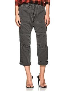 NSF Women's Bronte Cotton Canvas Cargo Pants