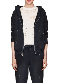 NSF Women's Chada Paint-Splattered Cotton Sweatshirt
