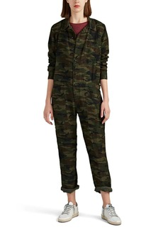 NSF Women's Dita Camouflage-Print Jumpsuit