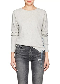 NSF Women's Enzo Cotton French Terry Sweatshirt