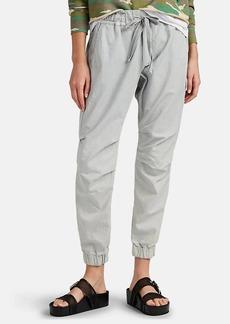 NSF Women's Jessa Piqué Cotton Crop Pants