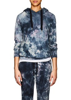 NSF Women's Lisse Tie-Dyed Cotton Hoodie