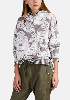 NSF Women's Lissete Cotton Terry Hoodie