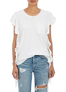 NSF Women's Makayla Cotton Slub Jersey T-Shirt