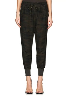 NSF Women's Neko Camouflage Canvas Pants