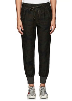 NSF Women's Neko Cotton Micro-Piqué Pants