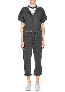 NSF Women's Osana Cotton Canvas Jumpsuit