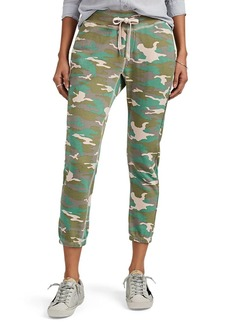 NSF Women's Sayde Camouflage Terry Jogger Pants