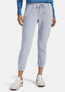 NSF Women's Sayde Cotton-Blend Velour Sweatpants