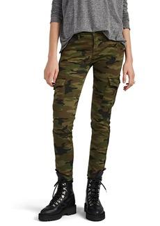NSF Women's The Vincent Camouflage-Print Cotton-Blend Cargo Pants