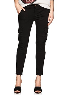 NSF Women's Vincent Denim Crop Pants