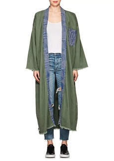 NSF Women's Waverly Cotton Canvas Kimono