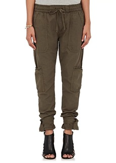 NSF Women's Willow Cotton Canvas Cargo Pants