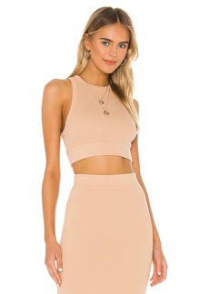NSF X REVOLVE Alicia Sleeveless Crop Top