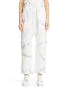 Women's Nsf Clothing Shailey Ruffle Waist Harem Pants