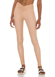 Nubyen Surplice Front Legging