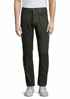 Nudie Jeans Green Fearless Freddie Jeans