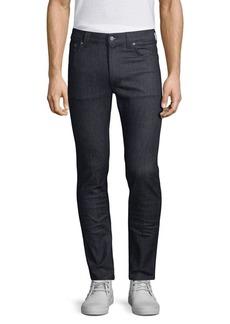 Nudie Jeans Green Lean Dean Jeans