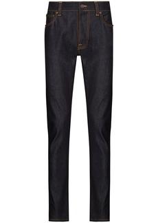Nudie Jeans Lean Dean Dry slim-fit jeans