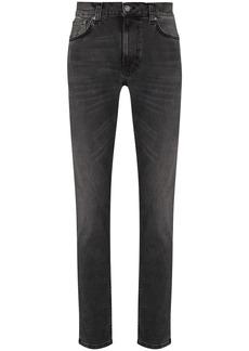 Nudie Jeans Lean Dean Mono slim-leg jeans