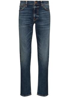 Nudie Jeans Lean Dean slim-leg jeans