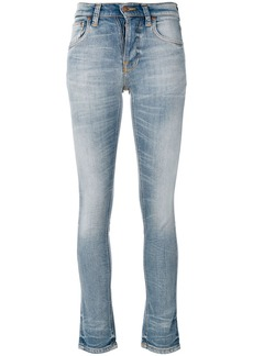 Nudie Jeans Co Grim Tim skinny jeans - Blue