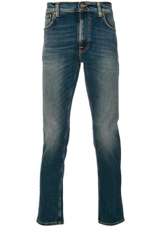 Nudie Jeans Co Lean Dean slim-fit jeans - Blue