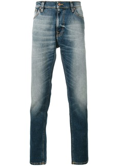 Nudie Jeans Co light-wash slim-fit jeans - Blue