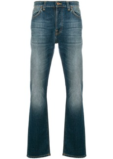 Nudie Jeans Co straight-leg trousers - Blue