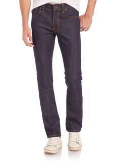 Nudie Jeans Thin Finn Slim Straight Jeans