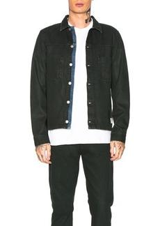 Nudie Jeans GREEN Ronny Denim Jacket