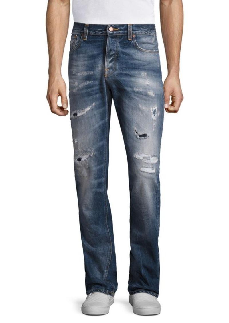 nudie jeans nudie jeans grim tim slim fit jeans jeans shop it to me. Black Bedroom Furniture Sets. Home Design Ideas