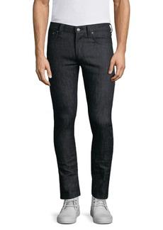 Nudie Jeans Lean Dean Dark Skinny Jeans