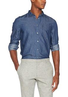 Nudie Jeans Men's Henry Linen Blend  XL