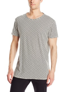 Nudie Jeans Men's Olle Graphic Allover