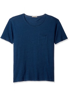 Nudie Jeans Men's Ove Washed Out Pocket T-Shirt