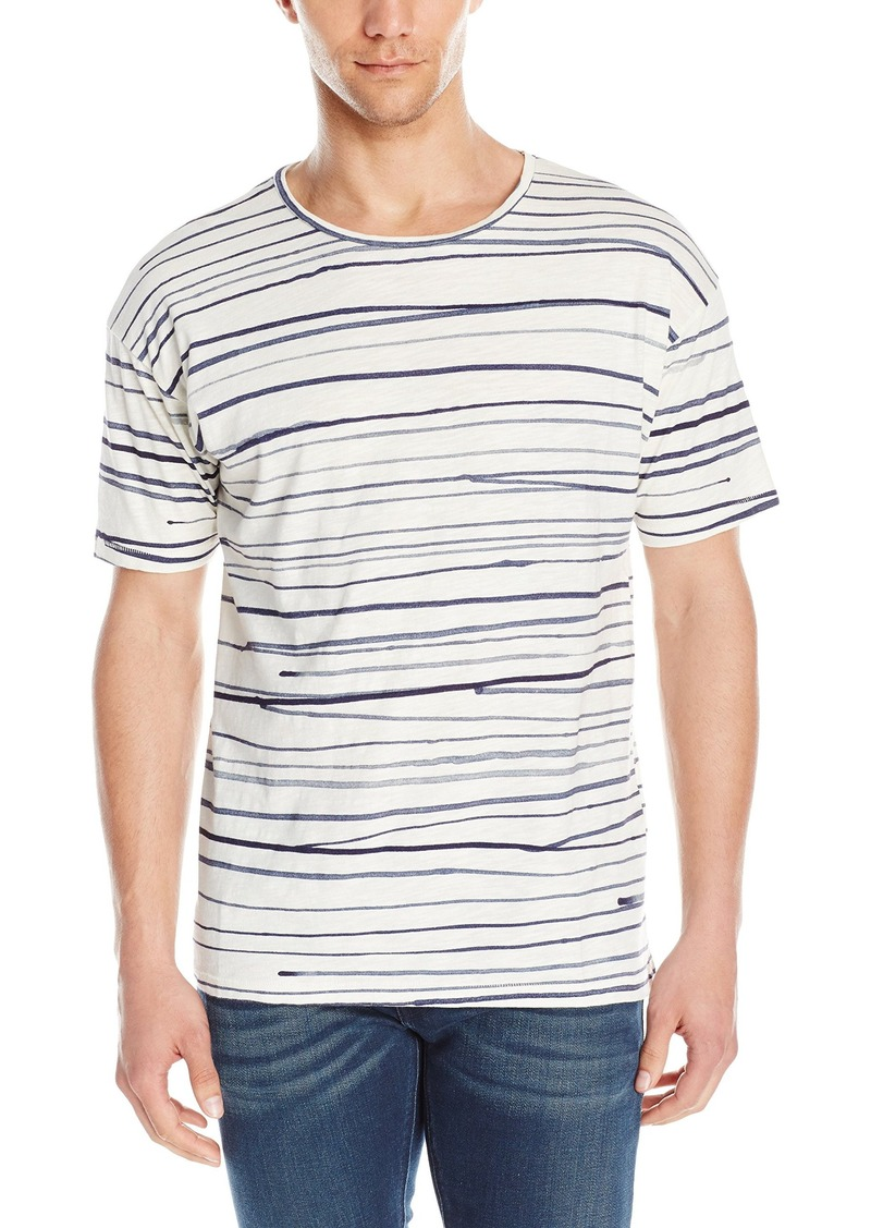 Nudie Jeans Men's Patched T-Shirt