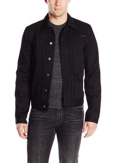 Nudie Jeans Men's Sonny Dry Black Jacket