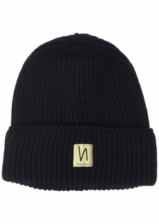 Nudie Jeans Men's Tysson Ribbed Beanie  OneSize