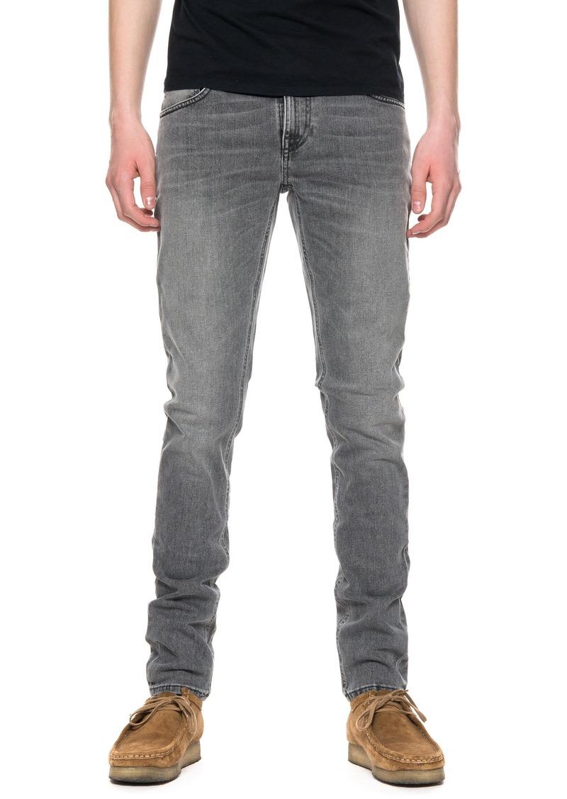 ee2c319f796e Nudie Jeans Nudie Jeans Skinny Lin Skinny Fit Jeans (Grey Wolf) Now ...