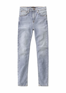 Nudie Jeans Women's Hightop Tilde HP Light Blue hot Pink 34/30