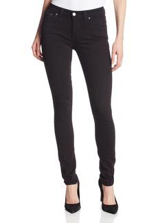 Nudie Jeans Women's Skinny Sam Jean Black 29x32
