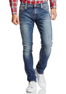 Nudie Jeans Women's Well Worn Look Tight Long John Jean