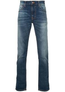 Nudie Jeans stonewashed slim jeans