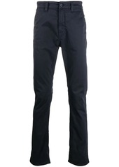 Nudie Jeans straight-leg chino trousers