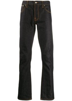 Nudie Jeans straight-leg jeans