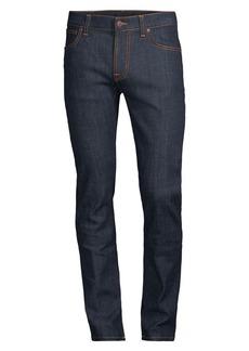 Nudie Jeans Thin Finn Slim-Fit Exposed Seam Jeans